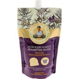 РБА Шампунь-баня Против выпадения волос можжевеловый Дой-пак 500 мл