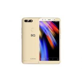 Смартфон BQ-6000L Aurora (Gold) MediaTek Helio P25 (2.6)/4GB/64GB/6.0