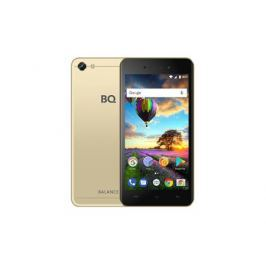 Смартфон BQ-5206L Balance (Gold) MediaTek MT6737V/W (1.25) / 2GB / 16GB / 5.2