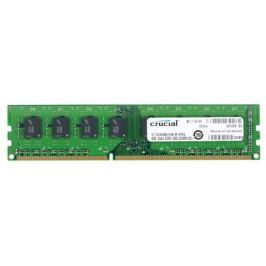 Память DDR3 8Gb (pc-12800) 1600MHz Crucial, 1.35/1.5V (Retail) (CT102464BD160B)