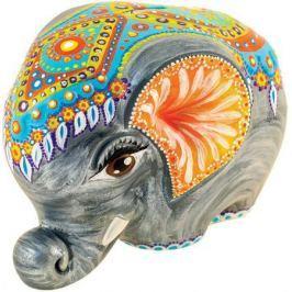 Набор для росписи по керамике FELICITA Копилка Слоник от 5 лет 282627b