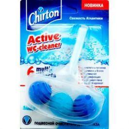 CHIRTON Подвесной очиститель для унитаза Свежесть Атлантики шарики 45 г