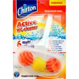 CHIRTON Подвесной очиститель для унитаза Цитрусовый микс шарики 45 г