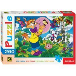 Пазл 260 элементов Step Puzzle Кот Леопольд 74019
