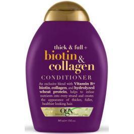 OGX Кондиционер для лишенных объема и тонких волос с биотином и коллагеном, 385 мл