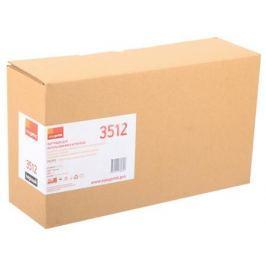 Картридж EasyPrint LB-3512 для Brother HL-L6200/6300/6400/DCP-L6600/MFC-L6700/6800/6900 (12000 стр.) чёрный (TN-3512)