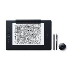Графический планшет Wacom Intuos Pro Paper PTH-860P-R#PAINTER2018 Bluetooth/USB черный