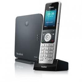 Трубка DECT Yealink W60P Беспроводной IP DECT телефон (трубка)