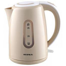 Чайник Supra KES-1720 2200 Вт 1.7 л пластик бежевый