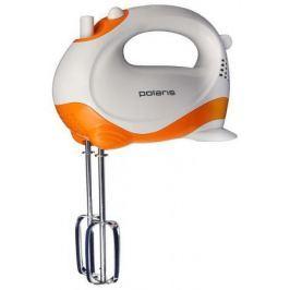 Миксер ручной Polaris PHM 2010 150 Вт белый оранжевый