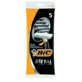 Бритвенный станок BIC Metal 5