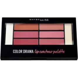 MAYBELLINE Палетка для губ Color Contour Blushed