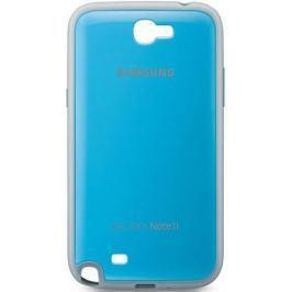 Задняя крышка Samsung EFC-1J9BLEGSTD для Samsung Galaxy Note 2 синий