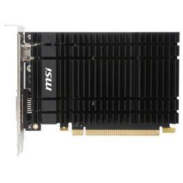 Видеокарта MSI GT 1030 2GH OC 2GB 1265 MHz NVIDIA GT 1030/GDDR5 6008MHz/64bit/PCI-E/HDCP, DVI, HDMI