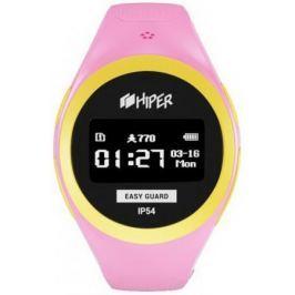 Смарт-часы Hiper Easyguard розовый EG-01PNK