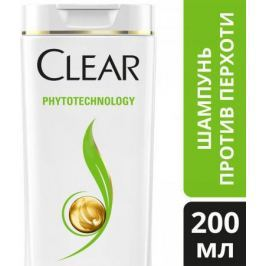Шампунь Clear Phytotechology 200 мл
