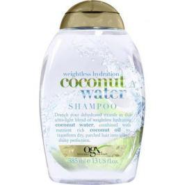 OGX Шампунь с кокосовой водой Невесомое увлажнение, 385 мл