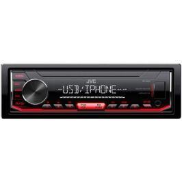 Автомагнитола JVC KD-X252 USB MP3 FM RDS 1DIN 4x50Вт черный