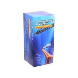 Пластиковые пружины 16 мм (110-130 листов) черные 100 шт. Office Kit (BP2050)