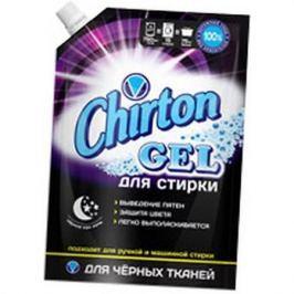 CHIRTON Гель для стирки концентрированный для черных тканей 750мл