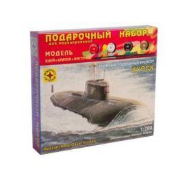 Корабль Моделист Атомный подводный крейсер Курск 1:700 ПН170075