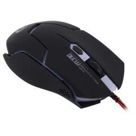 Мышь Marvo M310 Black USB проводная, оптическая, 2400 dpi, 6 кнопок + колесо