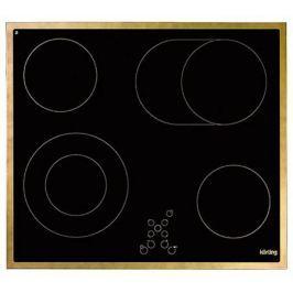 Варочная панель электрическая Korting HK 6205 RN