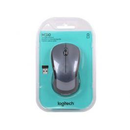 Мышь (910-003986) Logitech Wireless Mouse M310 Silver
