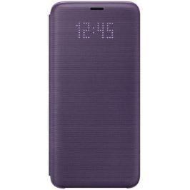 Чехол (флип-кейс) Samsung для Samsung Galaxy S9 LED View Cover серый (EF-NG960PVEGRU)