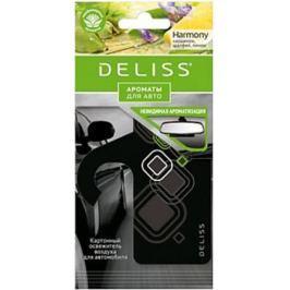 DELISS Картонный освежитель воздуха для автомобиля Harmony