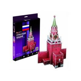Пазл 3D CubicFun Спасская башня (Россия) 33 элемента C118H