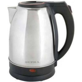 Чайник Supra KES-2231 Черный/красный 2200 Вт 2.2 л металл/пластик