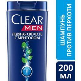 Шампунь Clear Глубокое очищение 200 мл