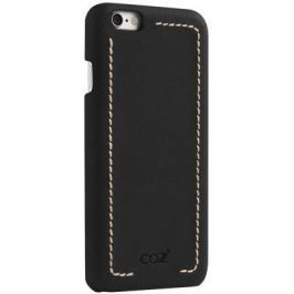 Накладка Cozistyle Leather Wrapped Case для iPhone 6S чёрный CLWC6010