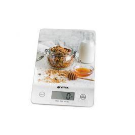 Весы кухонные Vitek VT-8033 W, до 5 кг, точность 1 г