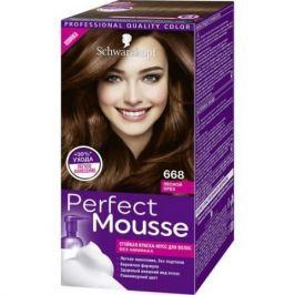 PERFECT MOUSSE Краска для волос 668 Лесной Орех