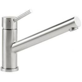 Смеситель Villeroy & Boch Como LE stainless steel massive polished серебристый 925100LE