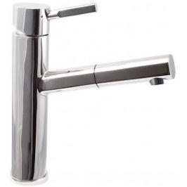 Смеситель Villeroy & Boch Como Shower Style LE stainless steel massive polished серебристый 926000L