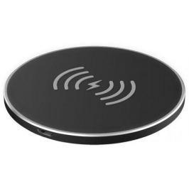 Беспроводное зарядное устройство Partner Olmio Quick Charge 10W microUSB черный ПР038528