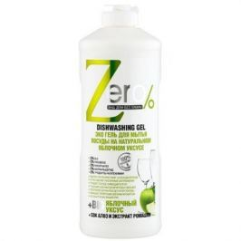 ZERO Гель д/мытья посуды на яблочном уксусе 500 мл