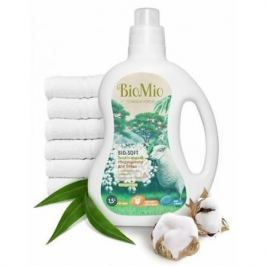 BioMio Экологичный кондиционер для белья Bio-Soft Концентрат экологичный с эфирным маслом эвкалипта