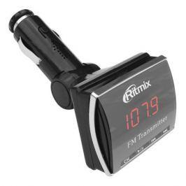 Автомобильный FM-модулятор RITMIX FMT-A750 –это автомобильный FM-трансмиттер с (сегментным) дисплеем, SD и USB-флэш, MP3, WMA, FM 87,6 – 107,9 МГц