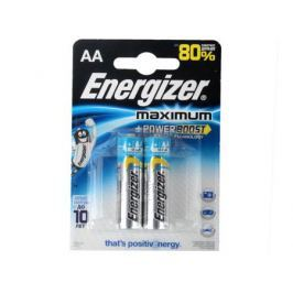 Батарейки Energizer Maximum 638634 LR6/E91 (АА) FSB 2 шт.
