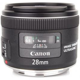 Объектив Canon EF 28mm F2.8 IS USM 5179B005