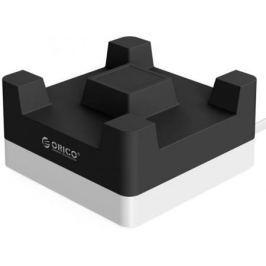Сетевое зарядное устройство Orico CHA-4U-EU 4 x USB черный