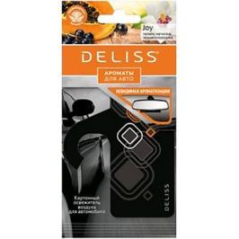 DELISS Картонный освежитель воздуха для автомобиля Joy