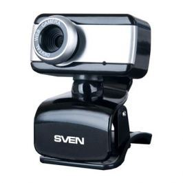 Интернет-камера SVEN IC-320 Black-Silver (640x480, USB2.0, микрофон)