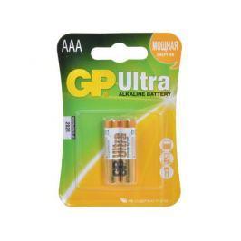 Батарея GP 24AU 2шт. Ultra Alkaline (AAA)