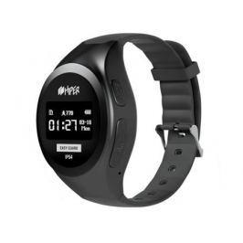 Смарт-часы Hiper Easyguard черный EG-01BLK