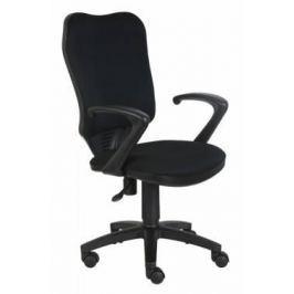 Кресло Buro CH-540AXSN/26-28 черная тканевая обивка